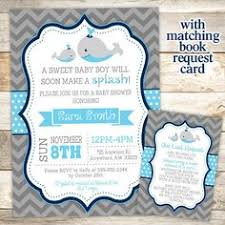 whale baby shower invitations printable whale baby shower invitation navy blue gray and