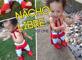 Easy Toddler Halloween Costume Ideas Diy Nacho Libre Costume Halloween Costume Idea For Children And