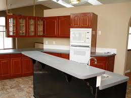 painting a kitchen island spray painting kitchen cabinets pictures ideas from hgtv hgtv