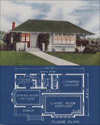 Hip Roof House Designs 1921 Bungalow Cottage Hip Roof Simple 1 Bedroom Home Vintage