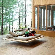 bed swing porch diy daybed porch swing plans u2013 keepwalkingwith me