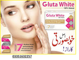 Gluta Skin glutathione skin whitening for black