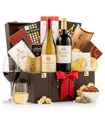 Happy Birthday Gift Baskets Birthday Gift Chest Wine Baskets Send Happy Birthday