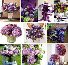 Purple Flowers Centerpieces by 188 Best Purple Wedding Images On Pinterest Marriage Purple