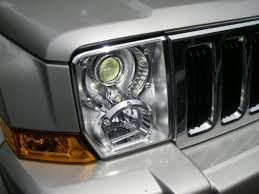 jeep commander black headlights where and when can we get the 2009 my hid headlights page 9