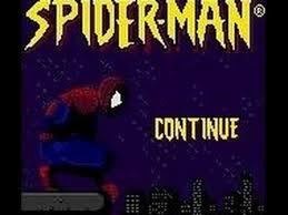 spider man game boy color