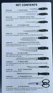 top 10 chef knife sets top rated kitchen knife sets 2015 maar