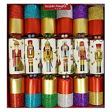 Nutcracker Christmas Ornaments Uk by Buy Lakeland Nutcracker Christmas Crackers Pack Of 6 At Mailshop