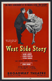 birth of a musical west side story birth of a classic
