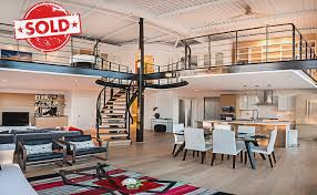 double height loft in mt pleasant 272 e 4th vancouver sold