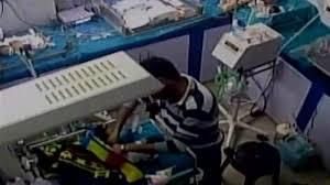 u khand annoyed with incessant ward boy breaks 3 day s leg