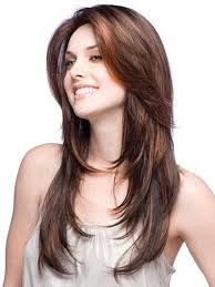 hairstyle gallary for layered ontop styles and feathered back on top photo gallery of long hairstyles feathered layered viewing 6 of