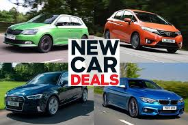 best new car deals 2017 auto express