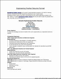 resume format for electrical engineering freshers pdf download resume format for engineering freshers pdf fresh electrical