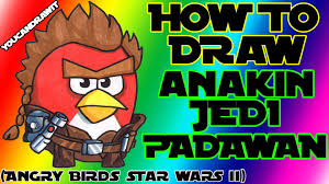 angry birds star wars 2 coloring pages obi wan