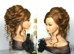 updo hairstyle for long hair wedding prom updo hairstyle for long
