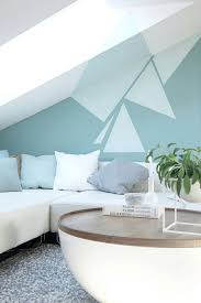 wandgestaltung zweifarbig wohndesign 2017 interessant attraktive dekoration wand