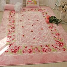 Pink Outdoor Rug Pink Outdoor Rug And Green Kitchen Rugs Spring Garden Braided