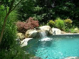 Inground Pool Designs by Natural Swimming Pools U2014 Amazing Swimming Pool