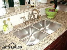 Standard Kitchen Sink Size Kitchen by Undermount Kitchen Sink U2013 Subscribed Me