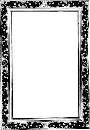 cool frame clipart cool asian frame