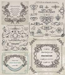 european classical ornaments free vector 14 280 free