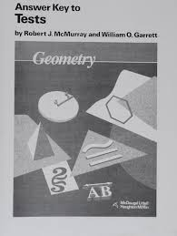 amazon com mcdougal littell jurgensen geometry answer key tests