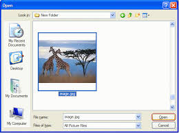 tutorial how to add text watermark using free software like