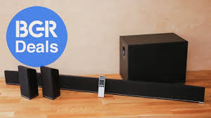 samsung soundbar black friday amazon has 7 different vizio sound bars and speakers on sale for