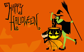 free cute halloween background happy halloween desktop wallpapers wallpaper cave
