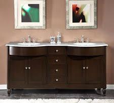 Dual Bathroom Vanity by Walnut Double Bathroom Vanities Ebay