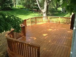 western red cedar decking cedar decking for the simple small