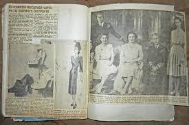 Wedding Gifts Queen Elizabeth Queen Elizabeth Ii Turns 90 Today And Scrapbooks Show Her Life