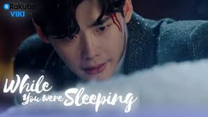 While You Were Sleeping While You Were Sleeping Named The Most Buzzworthy Korean Drama
