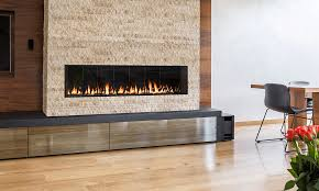 celeste 60 one sided dv fireplace right vent distributed