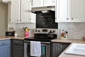 white backsplash for kitchen grey kitchen cabinets with white backsplash nrtradiant com