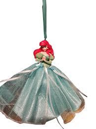 ornament princess ariel tulle gown