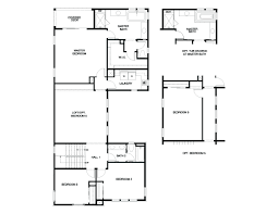 plan 3 floor plan at ivy oak in dublin ca taylor morrison