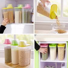 kurtzy cereal dispenser jar online couponndeal cerealstorage