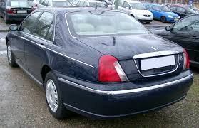 rover file rover 75 rear 20080315 jpg wikimedia commons