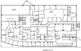 clinic floor plan the boyer company old mill medical center