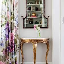 Purple Floral Curtains Floral Curtains Design Ideas