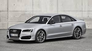 audi s8 matte black 2016 audi s8 plus florett silver matt front hd wallpaper 10