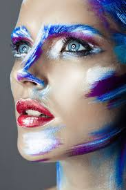 best 25 face paint makeup ideas on pinterest face art pop art