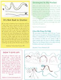 Sad Love Letters To Him Drawings And Letters From Kids Stuttering Foundation A