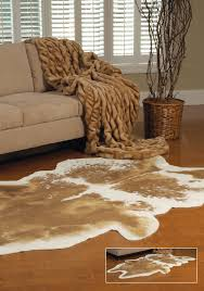 Faux Cowhide Area Rug Rugs Small Fake Cowhide Rug In Black And White For Floor Covering