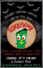 gumby halloween ashpiazu this is me
