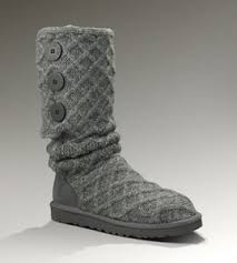 s cardy ugg boots grey knit ugg boots