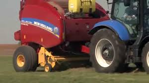 roll belt 560 round baler youtube