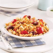 cuisine pates salade de pâtes barbecue recettes cuisine et nutrition pratico